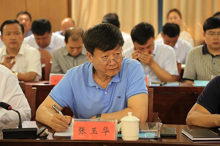 集团副总裁张玉华在座谈会上发言.jpg